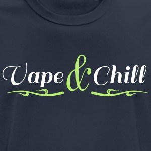 Vape and Chill - Men's Breathable T-Shirt