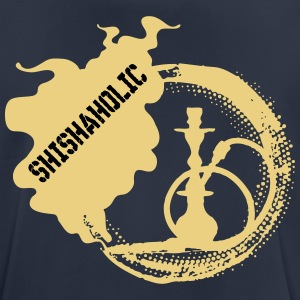SHISHAHOLIC! - Men's Breathable T-Shirt