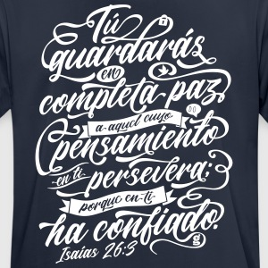Tu guardaras - Camiseta hombre transpirable