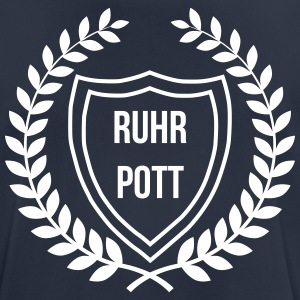 RUHRPOTT LOGO - Men's Breathable T-Shirt