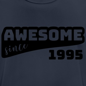 Awesome since 1995 / Birthday-Shirt - Men's Breathable T-Shirt