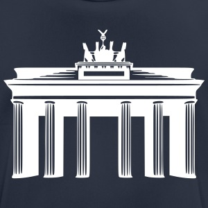 Brandenburg Gate - Men's Breathable T-Shirt