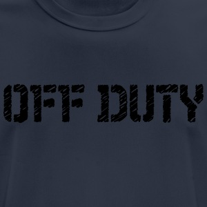 Off Duty - Men's Breathable T-Shirt