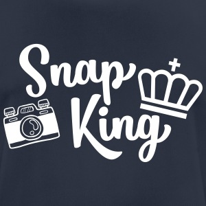 Snap Kung Funny Photography - funny - Andningsaktiv T-shirt herr