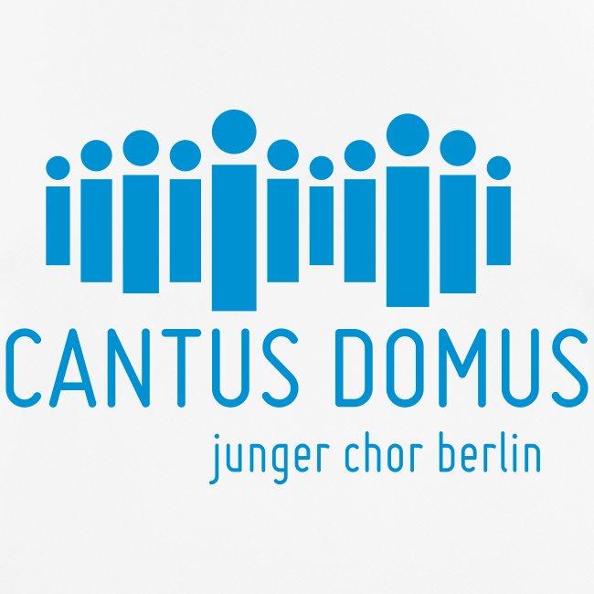 Cantus Domus Logo mit Untertitel 1c