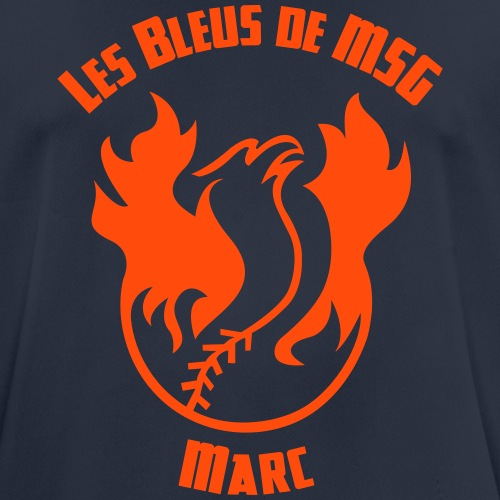 Bleu de MSG Marc - T-shirt respirant Homme