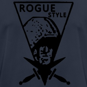 Rogue Style Vintage - mannen T-shirt ademend