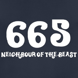 665: The Neighbor Of The Beast - Men's Breathable T-Shirt