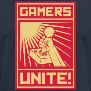 Gamers Unite - Men's Breathable T-Shirt