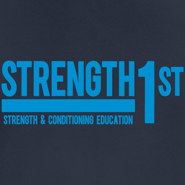 SRENGTH 1ST - CREATING ATHLETES