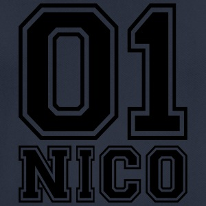 Nico - Name - Men's Breathable T-Shirt