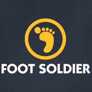 I Am A Foot Soldier - Men's Breathable T-Shirt
