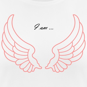 I am ... - Women's Breathable T-Shirt