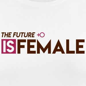 The Future is Female - vrouwen T-shirt ademend
