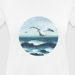 seagulls - Women's Breathable T-Shirt