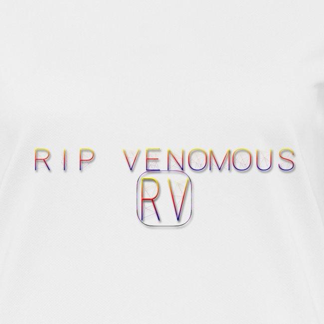 Rip Venomous White T-Shirt woman