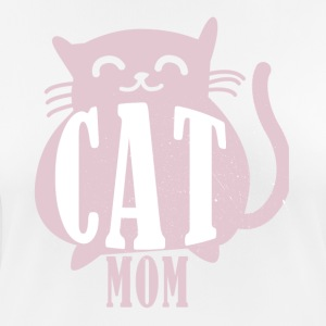Cat Mom Catmutti Catmama Catfan gift - Women's Breathable T-Shirt