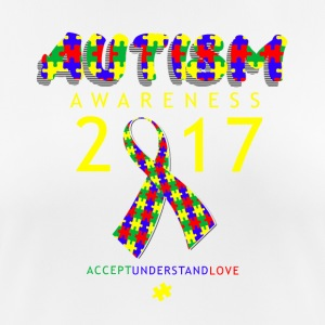 Autism Awareness - Women's Breathable T-Shirt