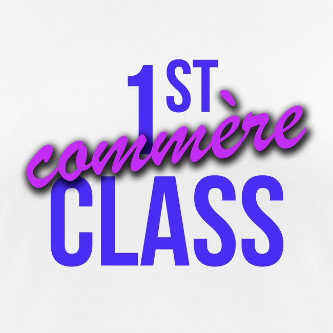 First Commère Class