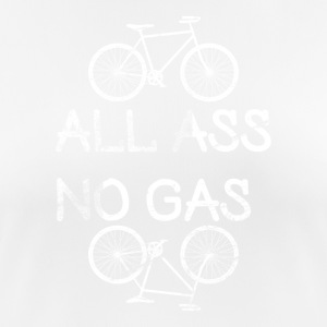 ALL ASS - vrouwen T-shirt ademend