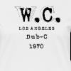 LA Collection - Pustende T-skjorte for kvinner