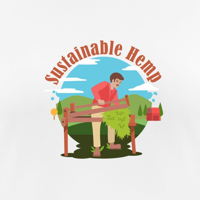 Cáñamo Sustentable en Inglés (Sustainable Hemp)