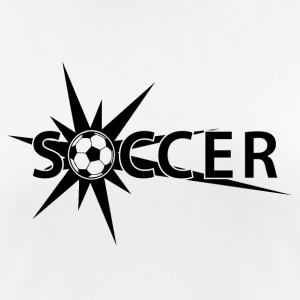 Soccer - Sports Shirt - Women's Breathable T-Shirt
