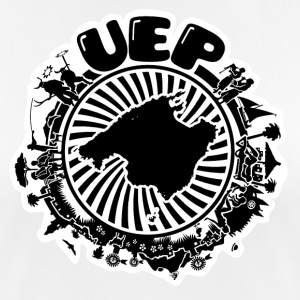 UEP white background - Women's Breathable T-Shirt