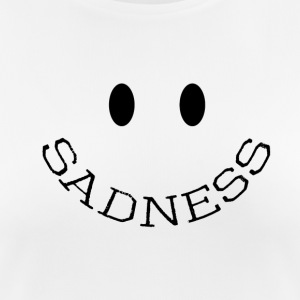 sadness? - Women's Breathable T-Shirt
