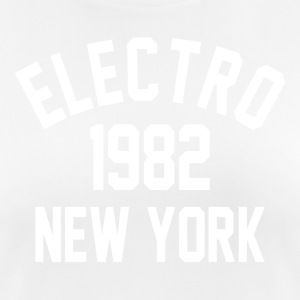 Electro 1982 à New York - T-shirt respirant Femme