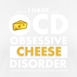 Cheese disorder - Women's Breathable T-Shirt
