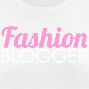 Fashion Blogger - Women's Breathable T-Shirt