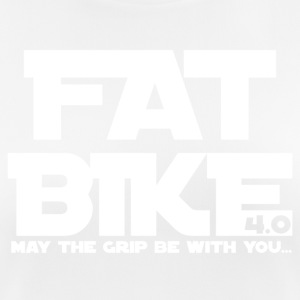 FATBIKE - MAY THE GRIP BE WITH YOU 1 - Frauen T-Shirt atmungsaktiv