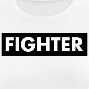 Fighter - Dame T-shirt svedtransporterende