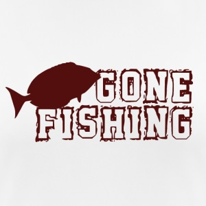 Gone Fishing - Fishing Addict - Frauen T-Shirt atmungsaktiv