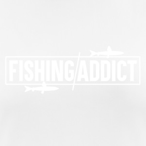 Fishing Addict - Fishing - Frauen T-Shirt atmungsaktiv