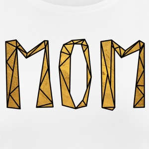 Mom - Gold - Frauen T-Shirt atmungsaktiv