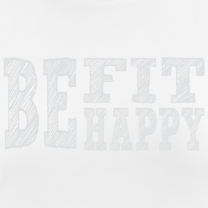 Be fit be happy - Women's Breathable T-Shirt