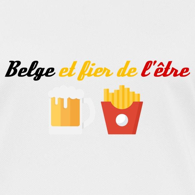 Belge et fier de l'être