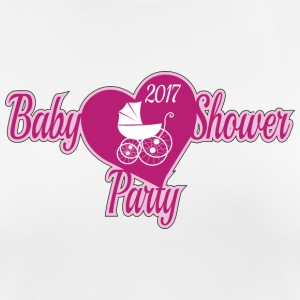 Baby Shower Rose - Frauen T-Shirt atmungsaktiv