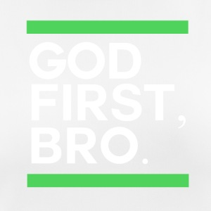 God First Bro - Believe - Women's Breathable T-Shirt