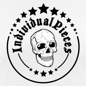 IndividualPiecesScull - Camiseta mujer transpirable