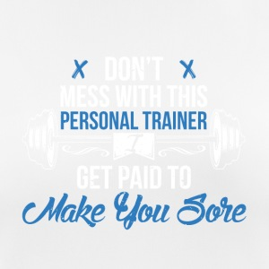 Personal Trainer Gym - Camiseta mujer transpirable