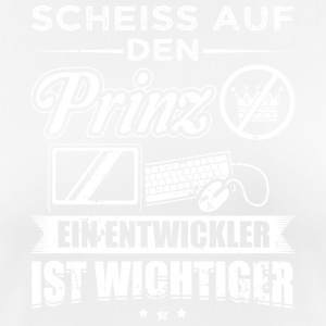 entwickler SCHEISS PRINZ developer - Frauen T-Shirt atmungsaktiv