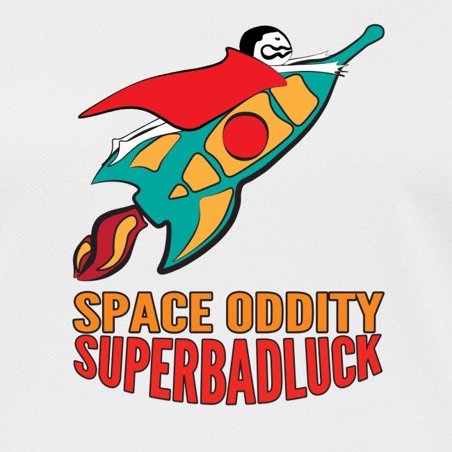 SUPERBADLUCK - SPACEODDITY
