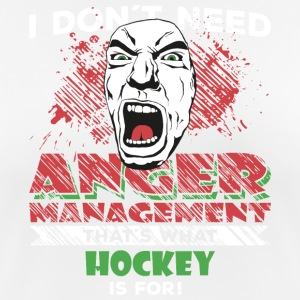 Anger Management - HOCKEY - Andningsaktiv T-shirt dam