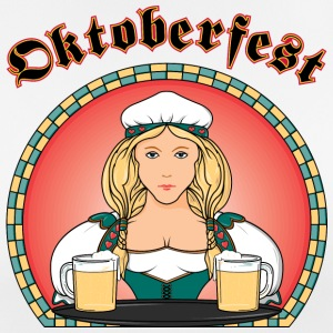 Oktoberfest Waitress - Women's Breathable T-Shirt