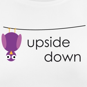 Vogel upside down - Frauen T-Shirt atmungsaktiv