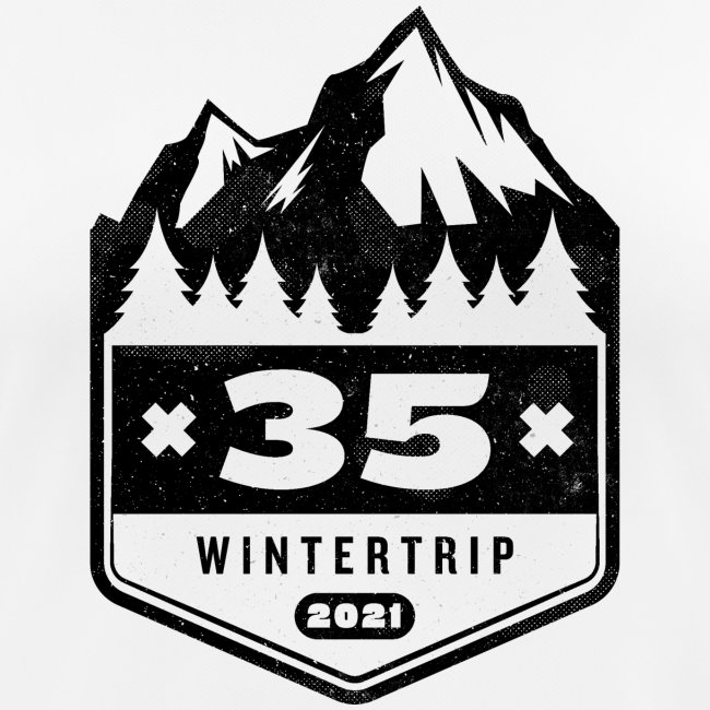 35 ✕ WINTERTRIP ✕ 2021 • BLACK
