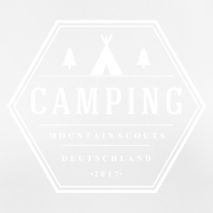 Camping · Germany - Women's Breathable T-Shirt